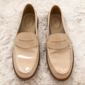 Sperry Top-Siders Leather Classic Loafers sz 7